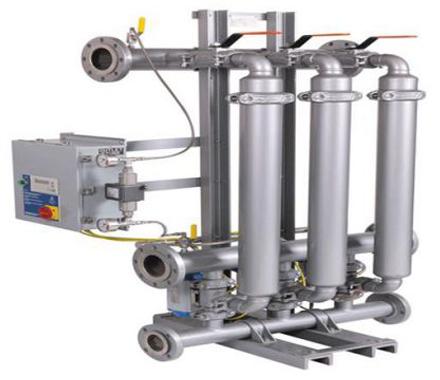 列管式反冲洗过滤器的工作原理是什么