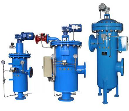 刷式自清洗过滤器的生产技术与原理